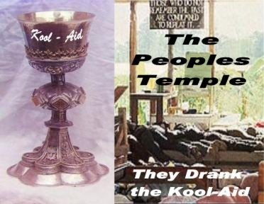 kool aid people s temple