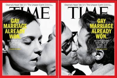 Gay Marriage - Time Mag
