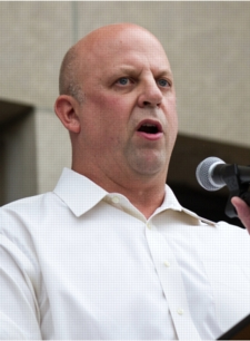 U.S. Rep. Scott DesJarlais, R-Tenn., reportedly told a young girl her father would have to be deported (AP Photo-Erik Schelzig