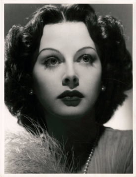 "Hedy Lamarr in ""Boom Town"" by Laszlo Willinger (MGM, 1940)"