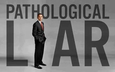 Obama - Pathological Liar