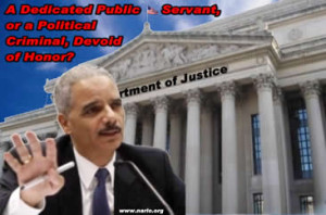 Holder and DOJ