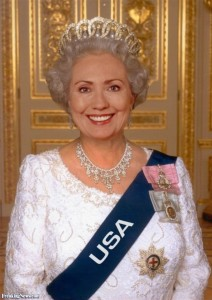 A Message From the Queen –  A Little Humor from The Federal Observer