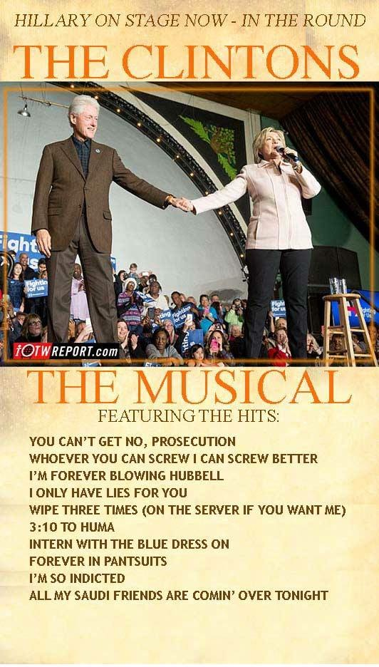 Clintons the Musical