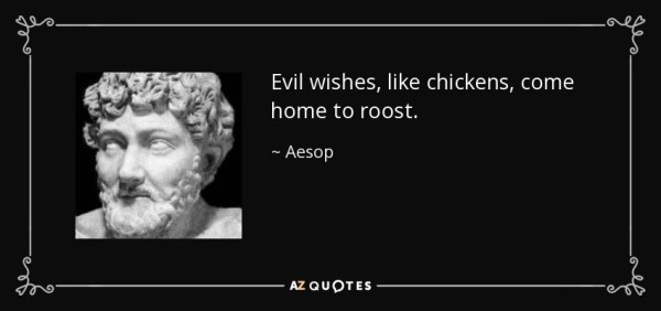 evil-wishes-like-chickens-come-home-to-roost-aesop-109-40-91