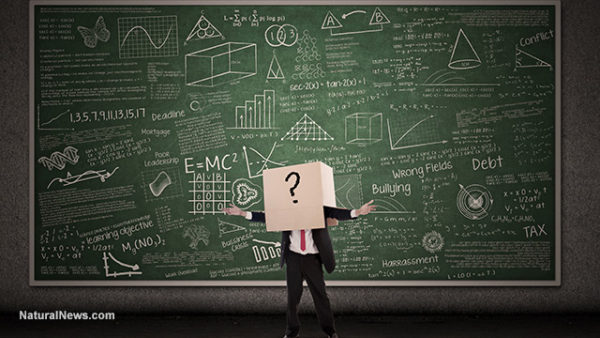 Business-Man-Science-Math-Equation-Chalkboard-Box-Confusion-Questions