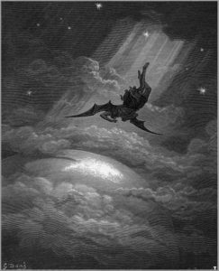 The Fall by Gustave Doré
