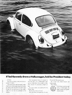 After all, he was a Kennedy TeddyVWad
