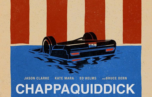 After all, he was a Kennedy Chappaquiddick